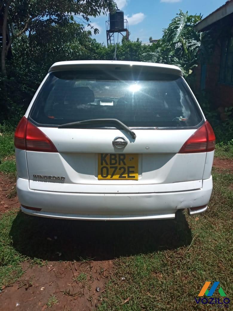 nissan wingroad | vozilo kenya